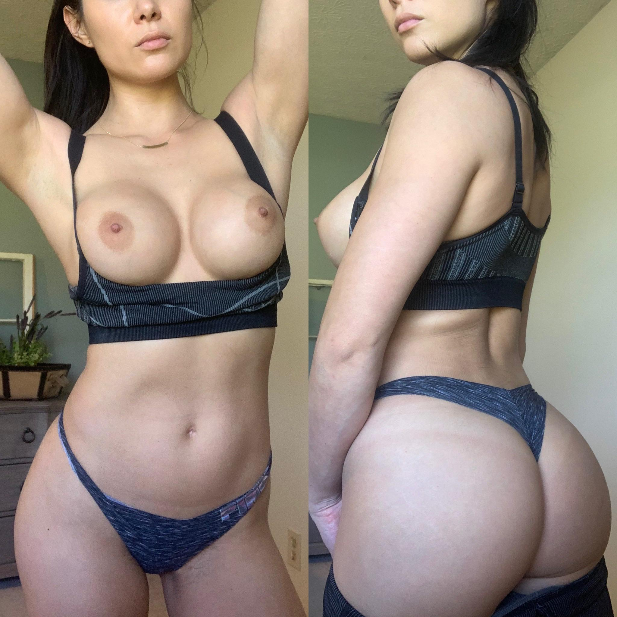 30 mil[f] which side of me do you like more?